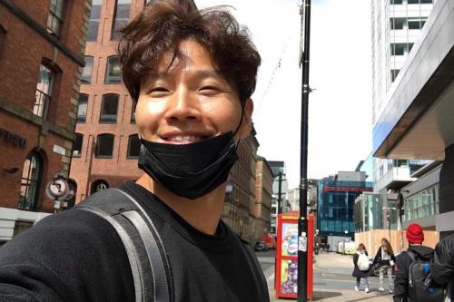 Kim Joong Kook. (Foto: Instagram/@kjk76)