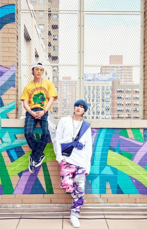 Super Junior D&E. (Foto: Label SJ)