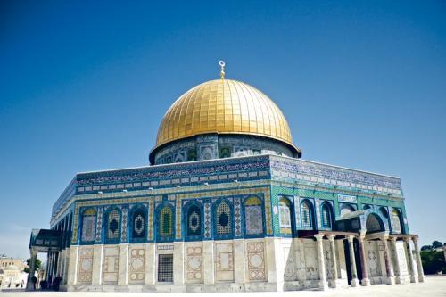 Masjid Al Aqsa. (Foto: Unsplash)