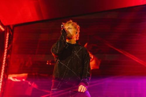 Ed Sheeran. (Foto: IG @teddysphotos)