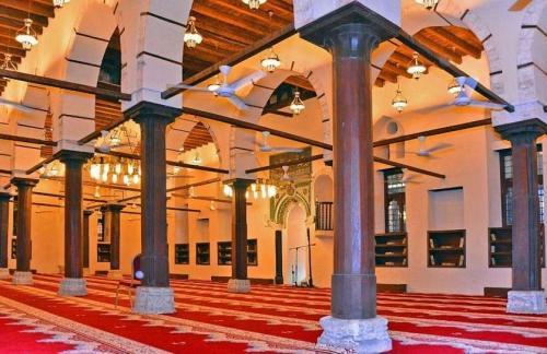 Masjid Kuno di Jeddah