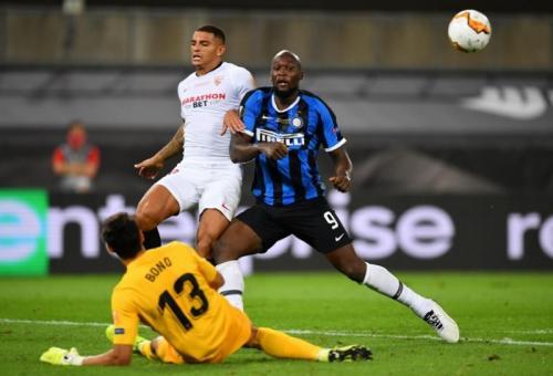 Laga Sevilla vs Inter Milan