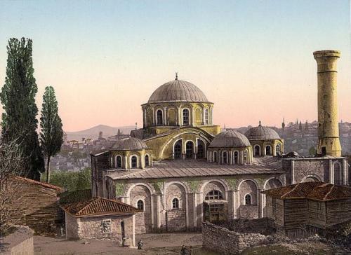 Gereja Chora di Istanbul, Turki, dikembalikan menjadi masjid. (Foto: Wikipedia)