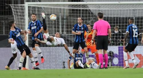 Sevilla vs Inter Milan