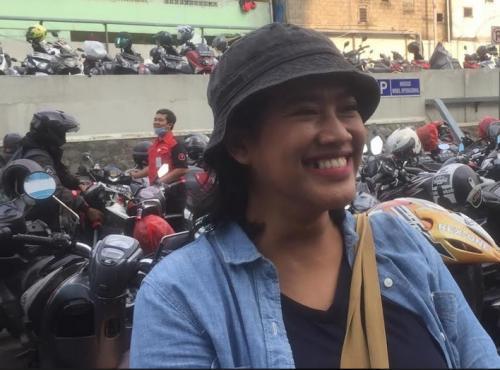 Siti Fauziah, pemeran Bu Tejo