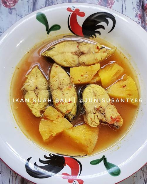 Ikan Kuah Bali