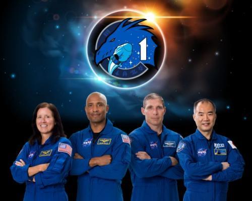 Space X crew