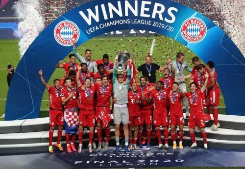 Bayern Munich (Foto: Twitter/@FCBayernEN)