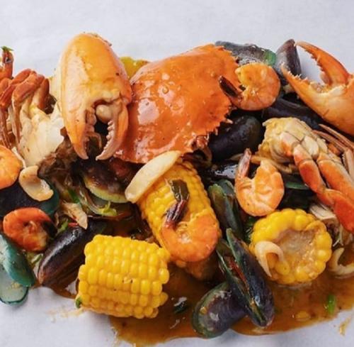 kepiting lezat