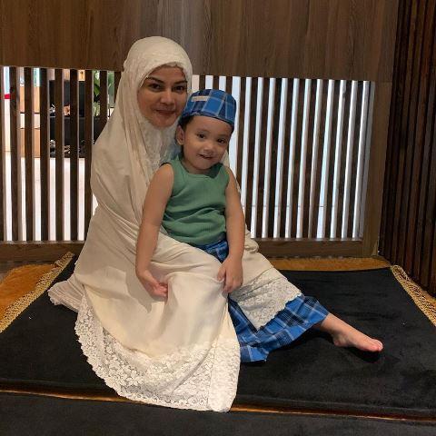 Xabiru putra Rachel Vennya dan Niko al Hakim. (Foto: Instagram @vienstasman)