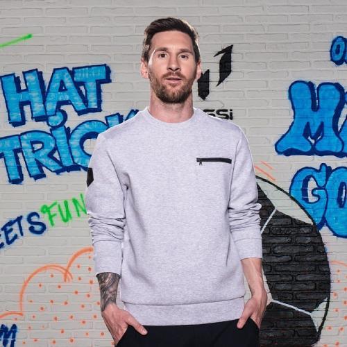 Lionel Messi. (Foto: Instagram/@leomessi)