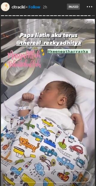 Bayi Citra Kirana