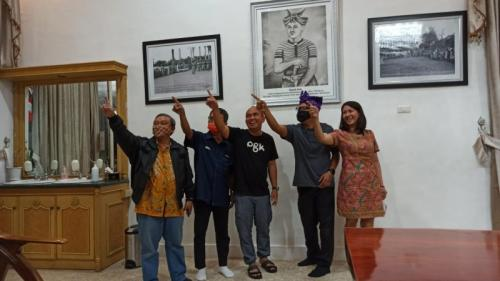 Wali Kota Pangkalpinang Maulan Aklil (Foto : MNC Media)