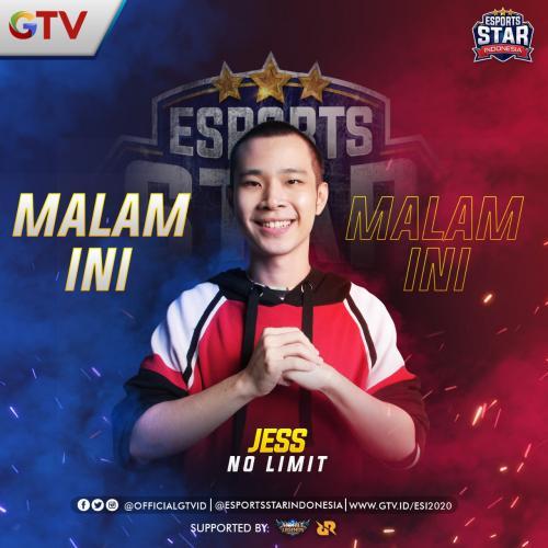 Esports Star Indonesia segera dimulai setelah melewati tahap audisi online dengan puluhan ribuan pendaftar.