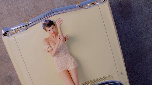 Selena Gomez. (Foto: YouTube BLACKPINK)