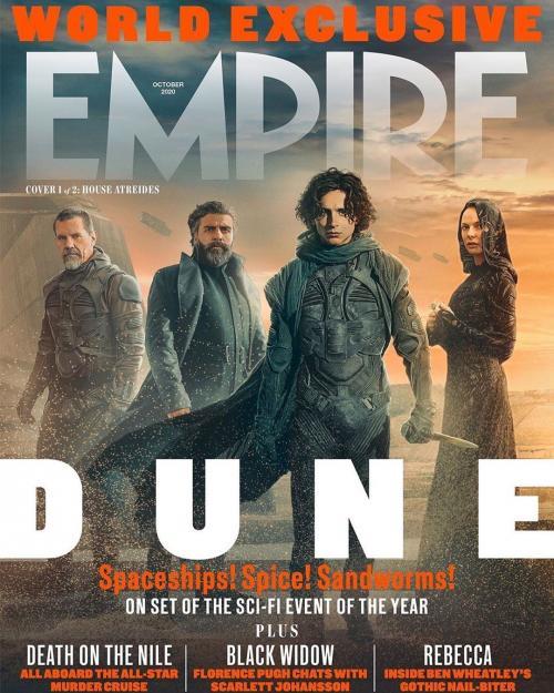 Dune. (Foto: Empire Magazine