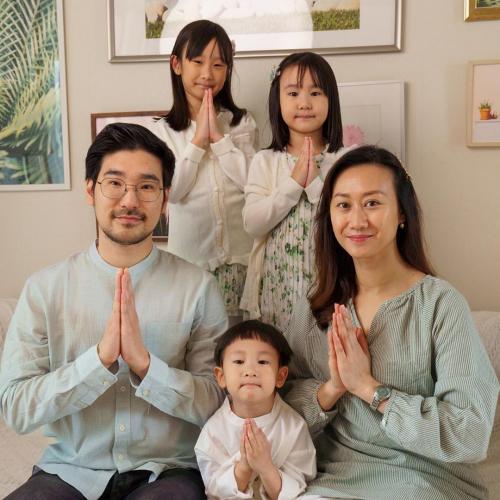 Kimbab Family. (Foto: Tangkapan layar YouTube Kimbab Family)