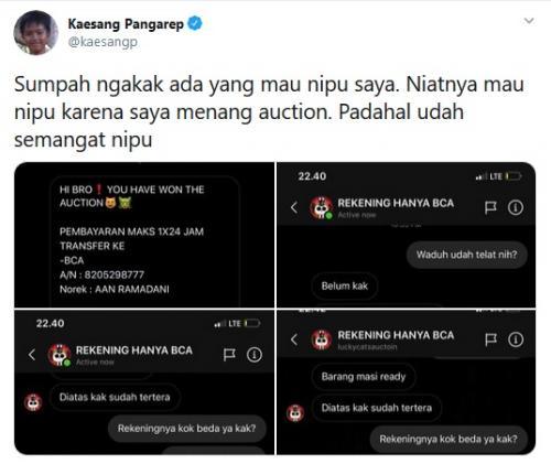 Kaesang Pangarep