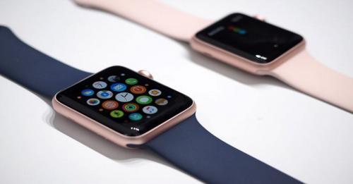Apple Watch bisa digunakan dipergelangan tangan dan dibekali berbagai fitur pemantauan jantung.