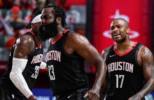 Oklahoma City Thunder vs Houston Rockets