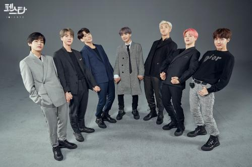 BTS. (Foto: Big Hit Entertainment)