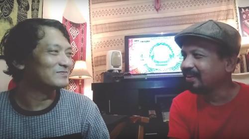 Jaka Hidayat (kiri). Foto: YouTube DMH Project