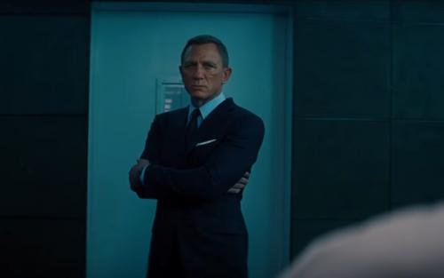 Bond 25.