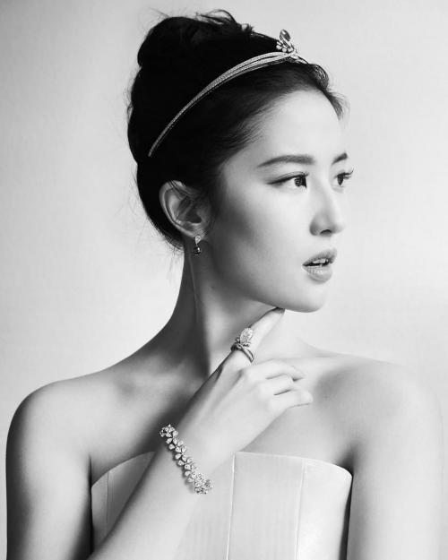 Liu Yifei. (Foto: IG @yifei_cc)