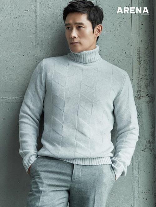 Lee Byung Hun. (Foto: ARENA)