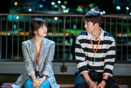 Nam Joo Hyuk dan Suzy di Startup