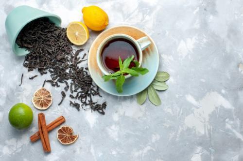 Ilustrasi teh