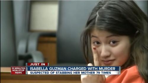 Isabella Guzman. (tangkapan layar Youtube/Denver7)