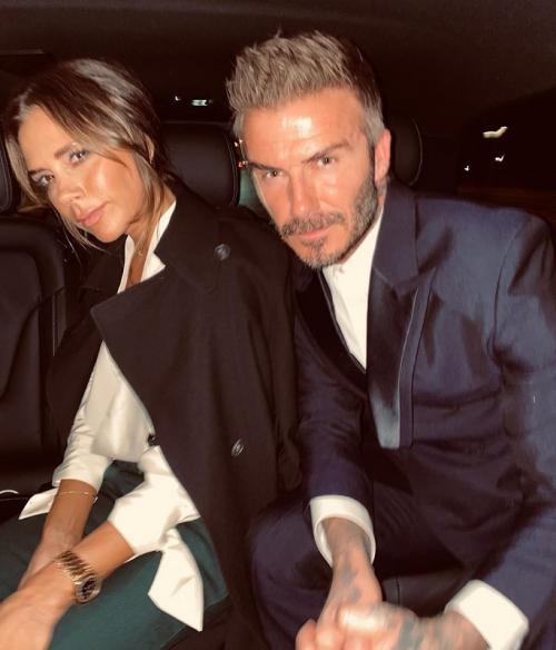 David dan Victoria Beckham. (Foto: Instagram/@davidbeckham)