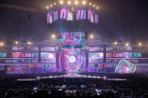 Melon Music Awards.