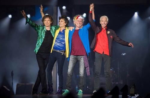 The Rolling Stones. (Foto: Instagram/@therollingstones)