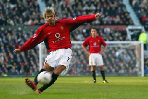 David Beckham (Foto: Give Me Sport)