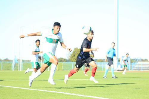 Timnas Indonesia U-19 kalah telak dari Kroasia (Foto: PSSI)