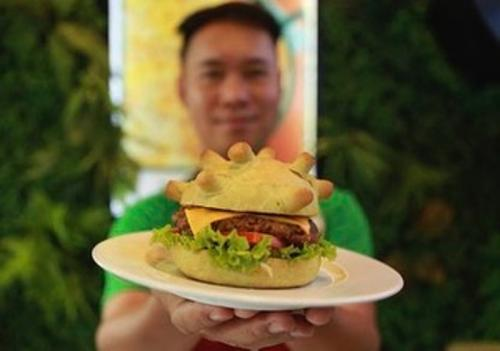 Burger Corona