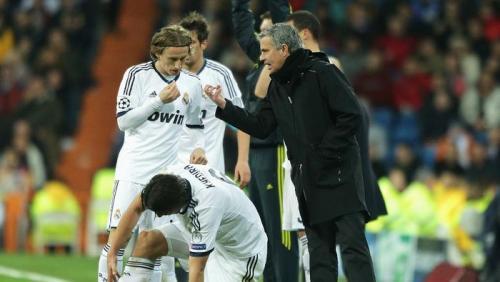 Jose Mourinho sukses kangkangi Barcelona