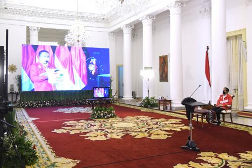 Presiden Indonesia, Joko Widodo