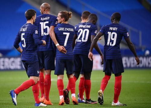 Prancis vs Kroasia
