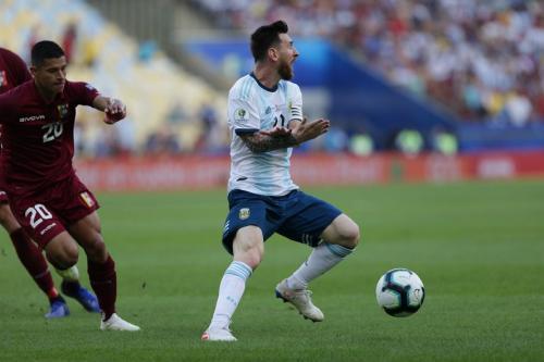 Lionel Messi (Foto: Twitter/@Argentina)