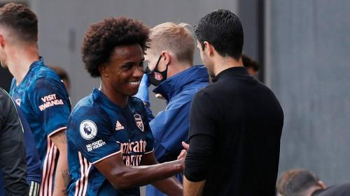 Willian dan Arteta