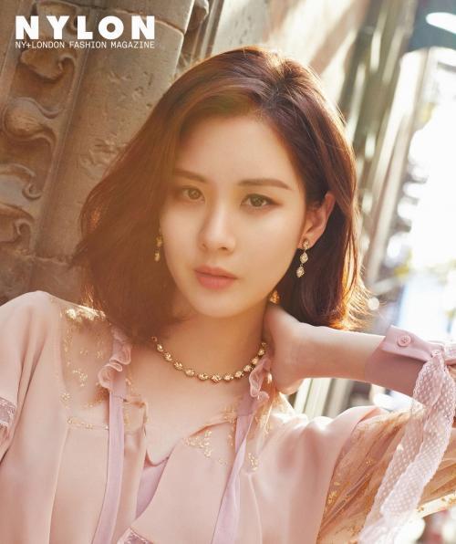 Seohyun SNSD. (Foto: NYLON)
