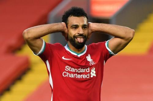 Mohamed Salah (Foto: Twitter@LFC)