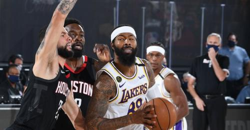 LA Lakers vs Houston Rockets