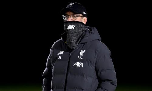 Jurgen Klopp (Foto: Laman resmi Liverpool)
