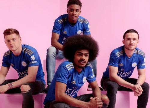 Para pemain Leicester City