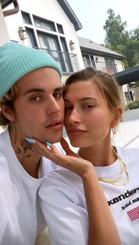 Justin Bieber dan Hailey Baldwin