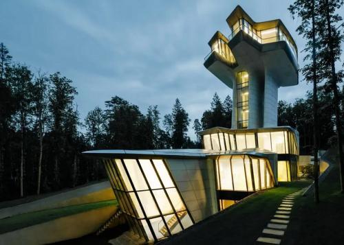 Rumah Luar Angkasa (Foto: Business Insider)